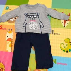 Other - Baby Boy Matching Set